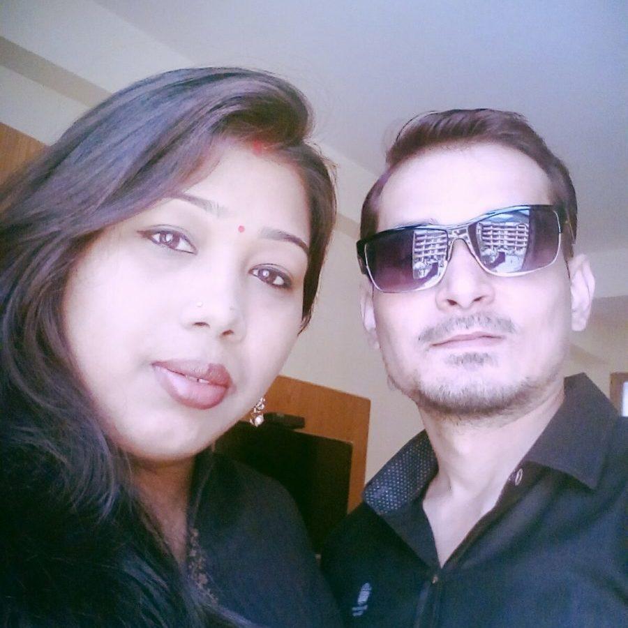 Nivedita & Saurabh