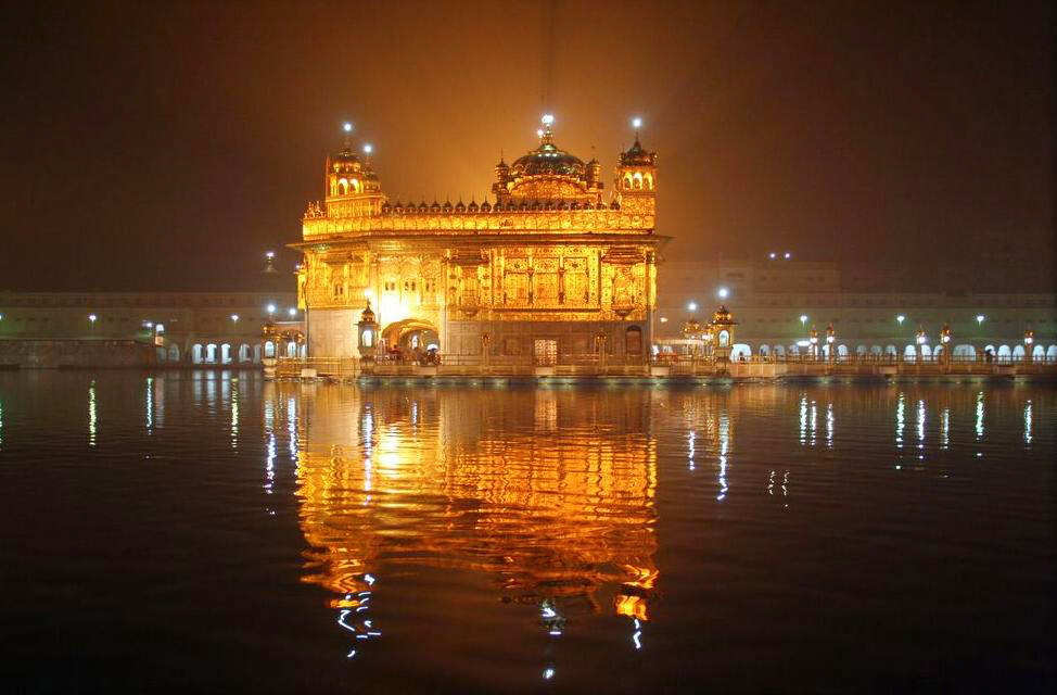 places to visit in north India amritsar