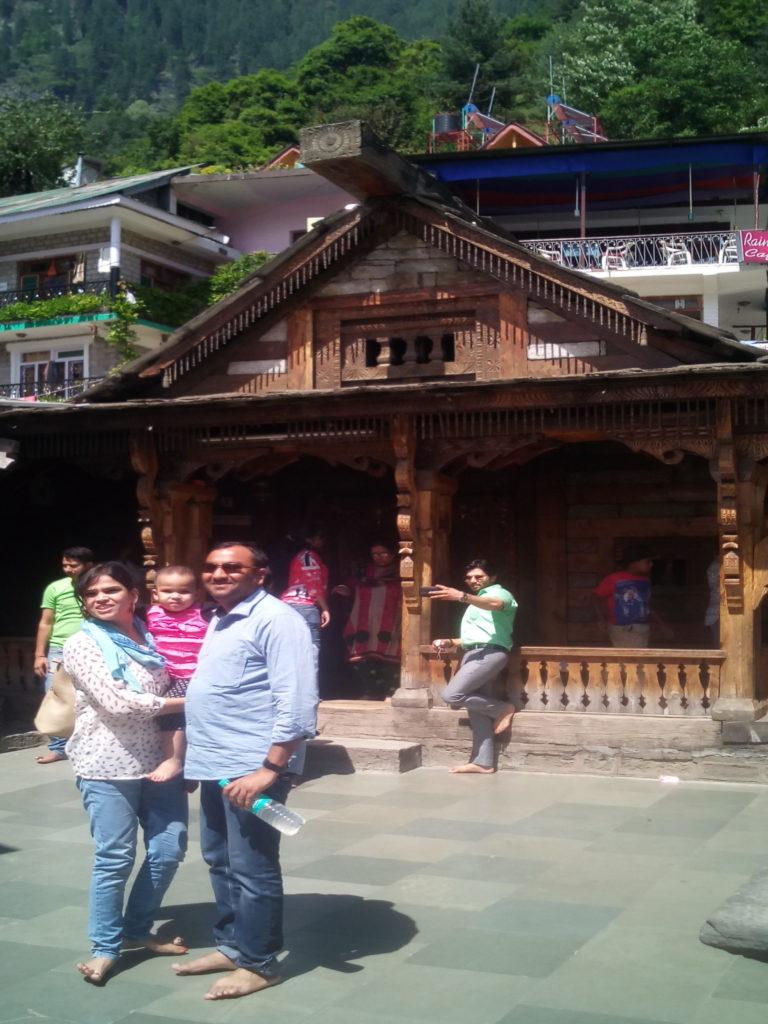 vashisth temple, manali attractions