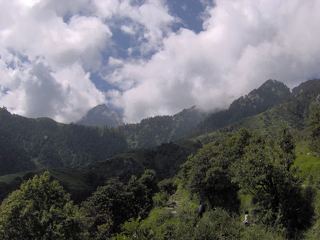 dalhousie sightseeing - Kalatop wildlife forest reserve