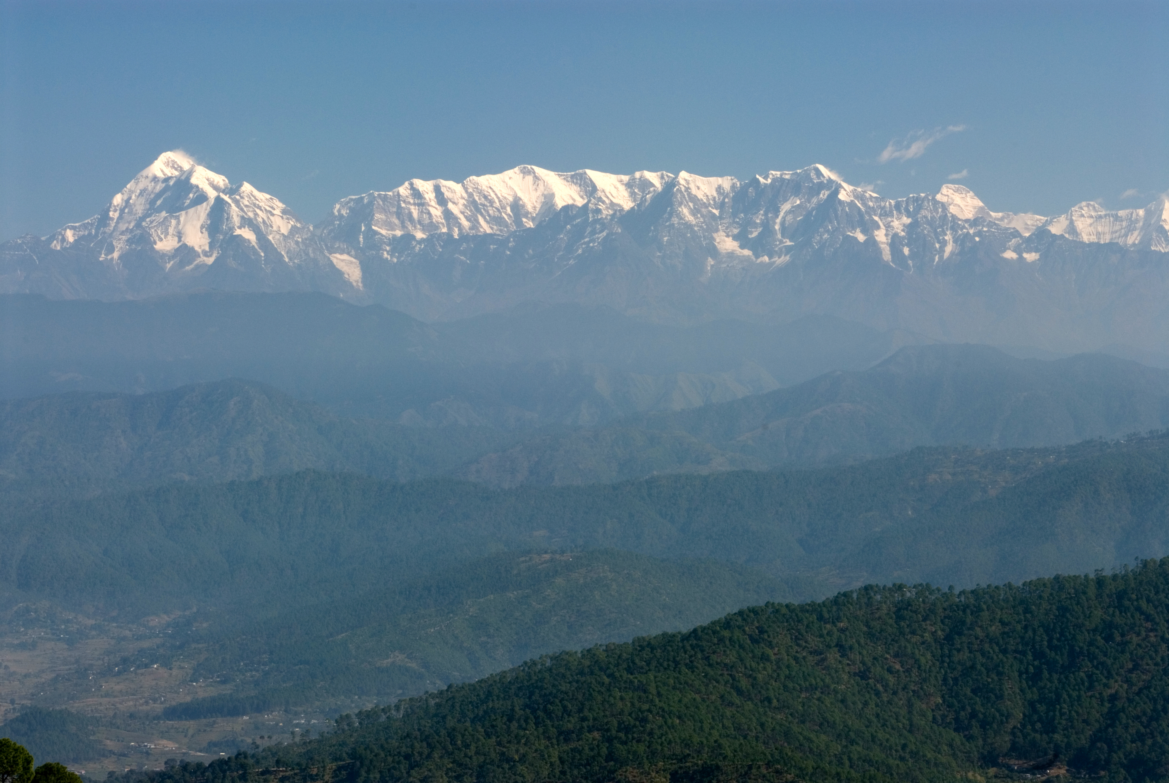 Kausani : Places to visit in Uttarakhand
