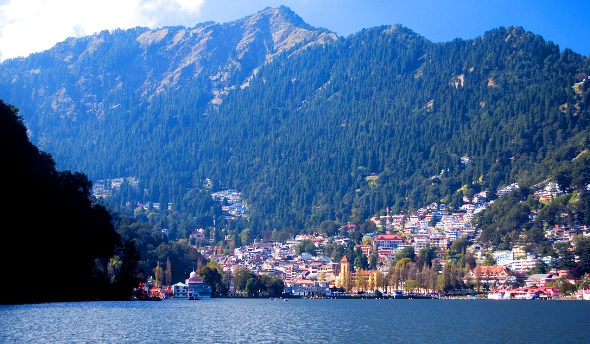 Places to visit in Uttarakhand : Nainital