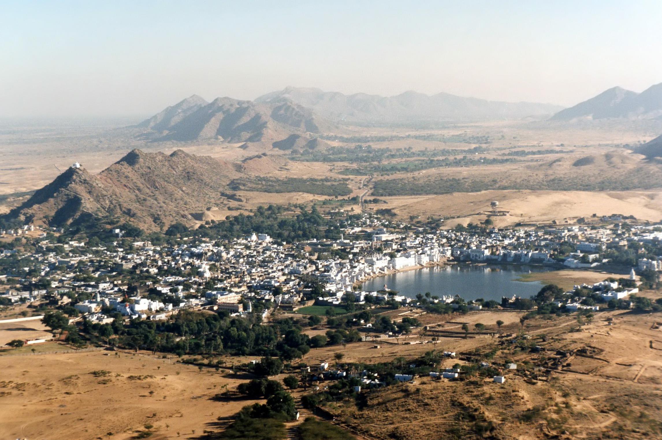 Pushkar rajasthan tourism