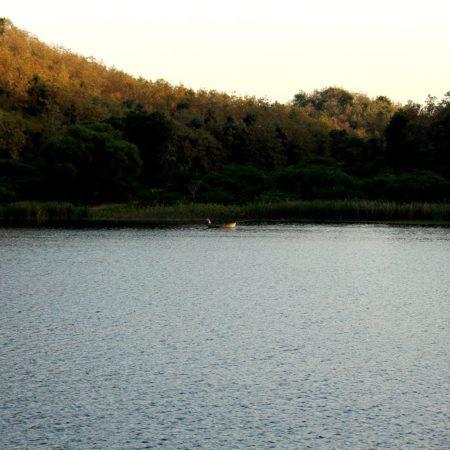 Aanandsagar lake