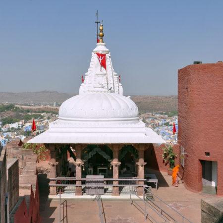 chamunda mataji temple