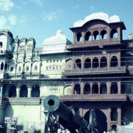 maharaja rao palace