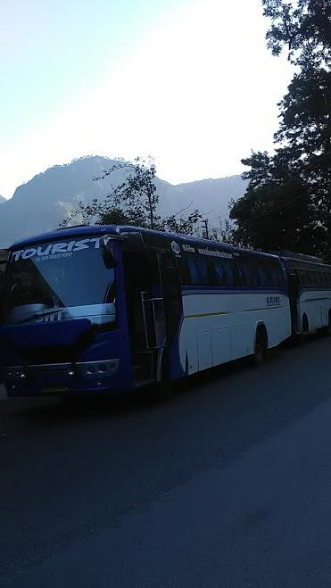 local transportation during nainital trip