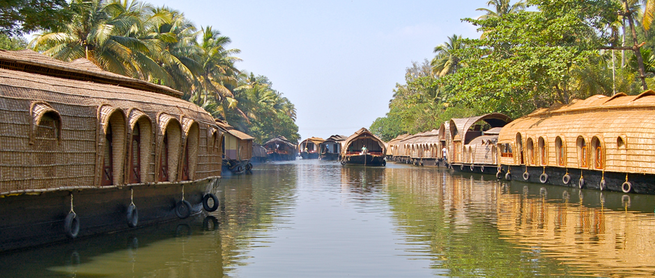 kerela backwater