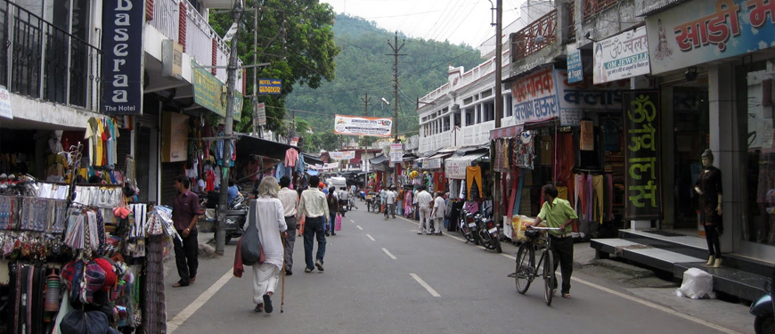 shopping is rishikesh